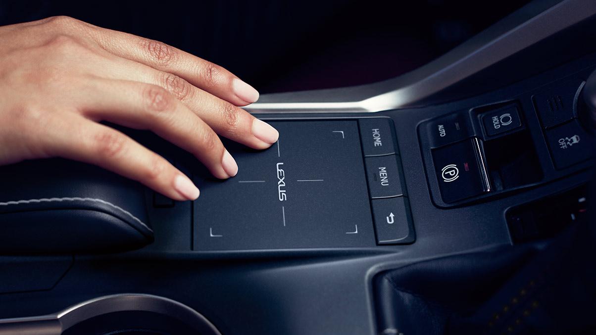 2020 Lexus NX 300 Remote Touchpad