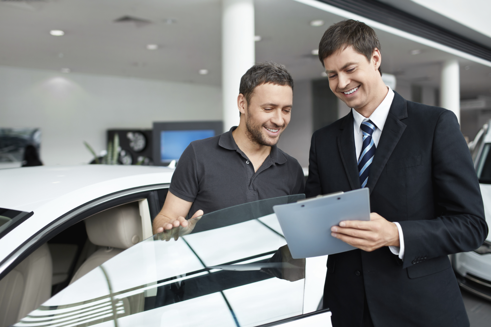 Let Us Show You Around the Dealership!