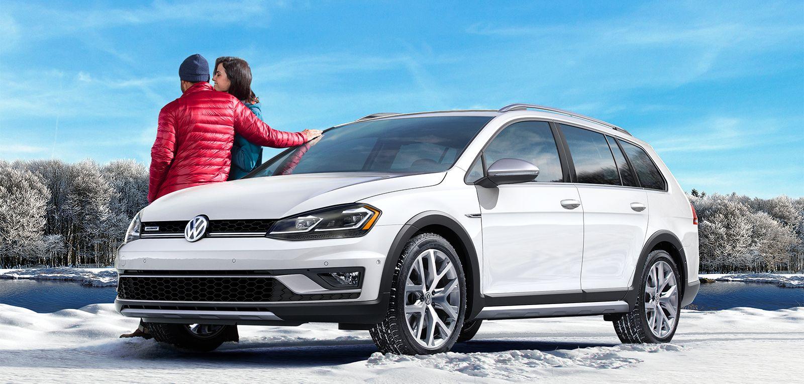 2019 Volkswagen Golf Alltrack Leasing near Alexandria, VA