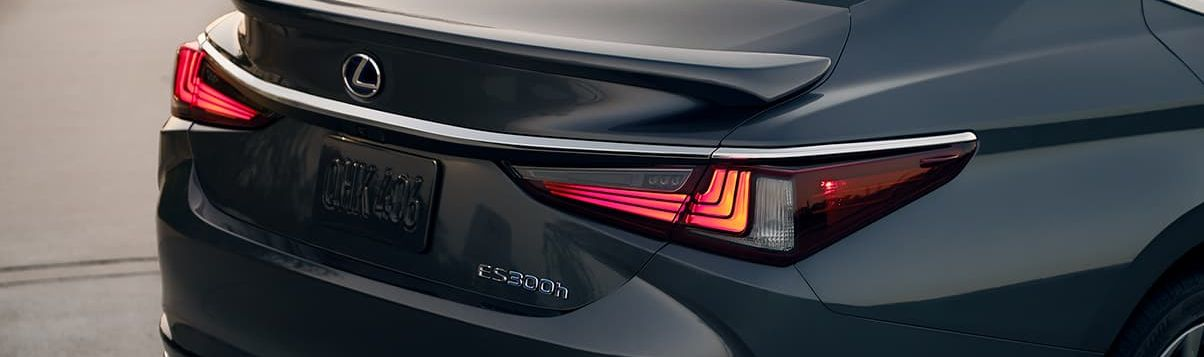 Make an Impression in the 2019 ES 300h