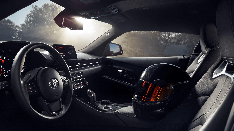 2020 Toyota Supra Seating