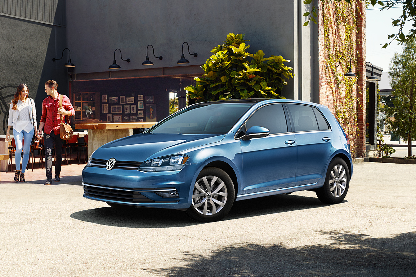 2019 Volkswagen Golf Leasing near Arlington, VA