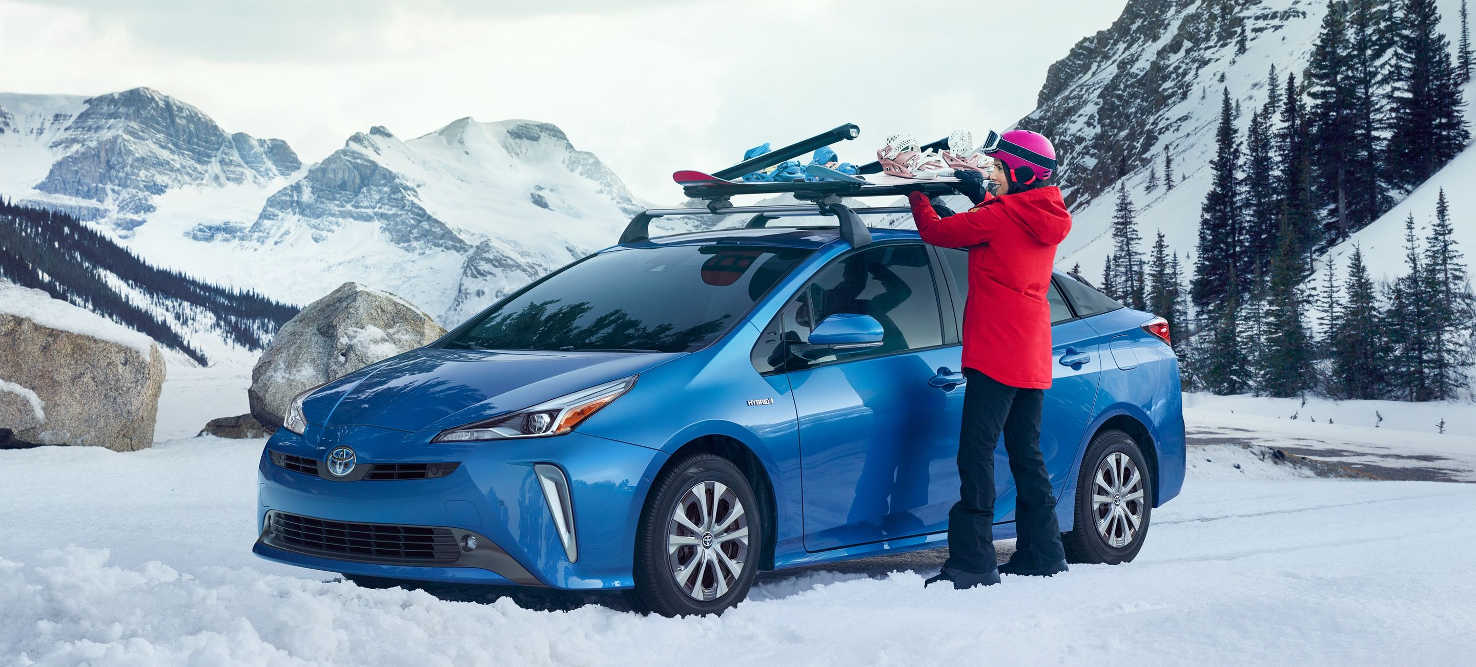 Which Toyota Vehicles Have AWD?