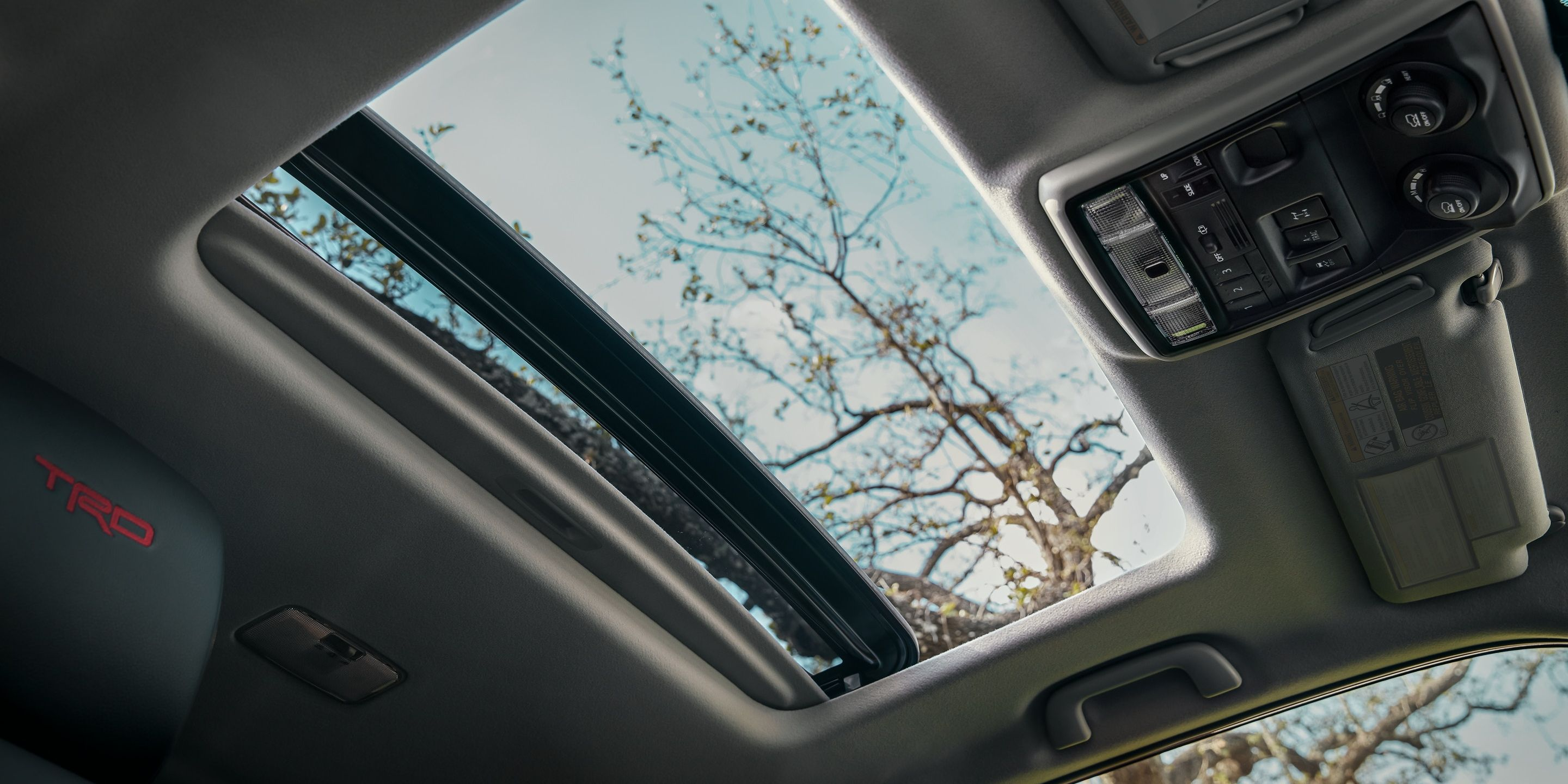 2019 Toyota 4Runner Moonroof