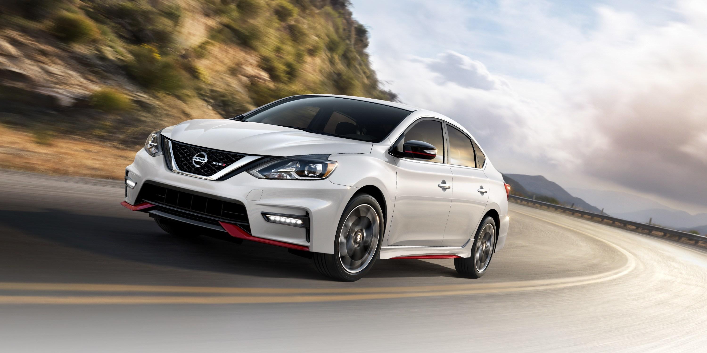 2019 Nissan Sentra Leasing in Marlborough, MA