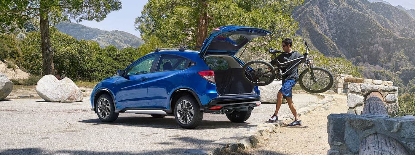 2019 Honda HR-V Leasing near Houston, TX