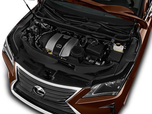 RX 350 Engine Options