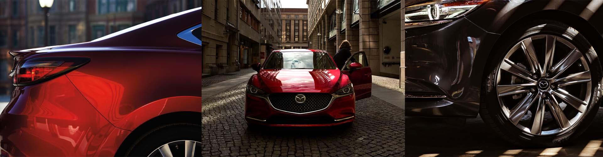 2019 Mazda6 exterior