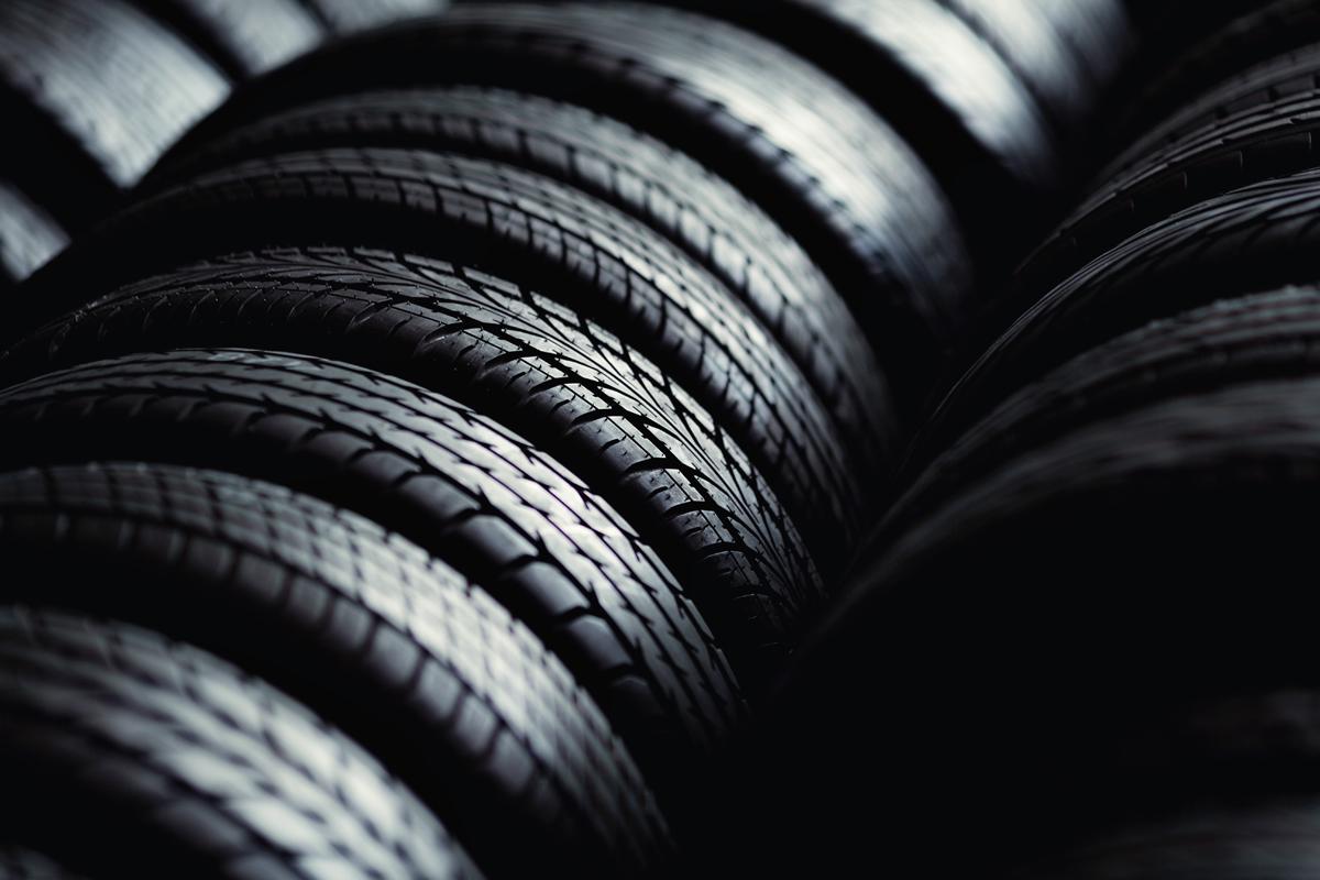 Visit Our Tire Center!