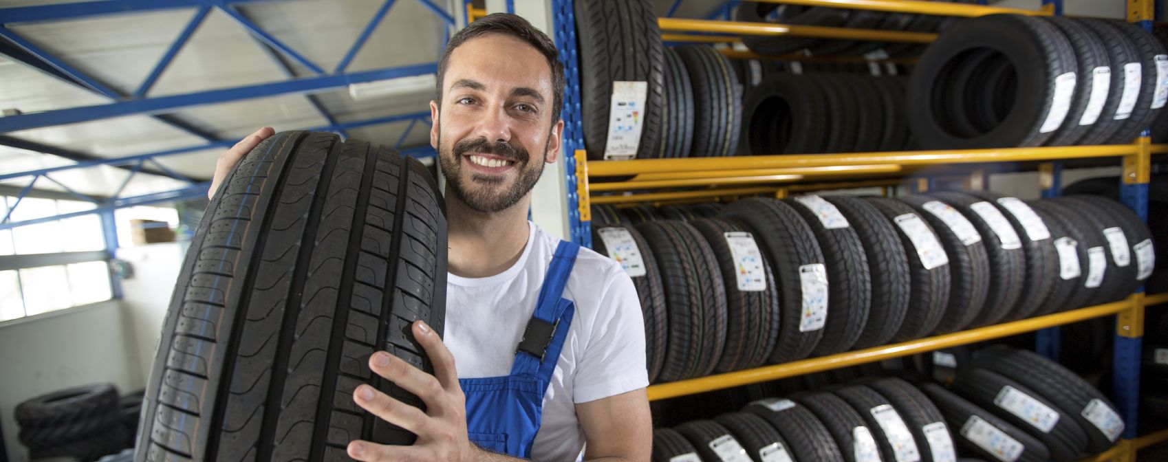 Tire Rotation Service near Woodbridge, VA