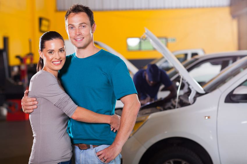 We'll Fix Your Car in No Time