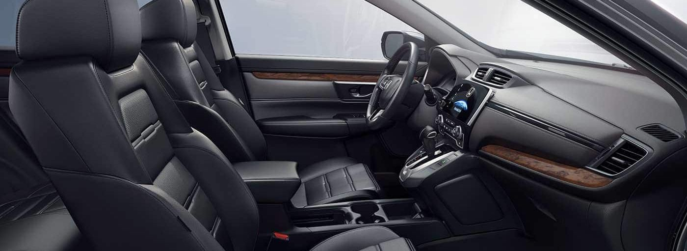 The Luxurious Interior of the 2019 CR-V