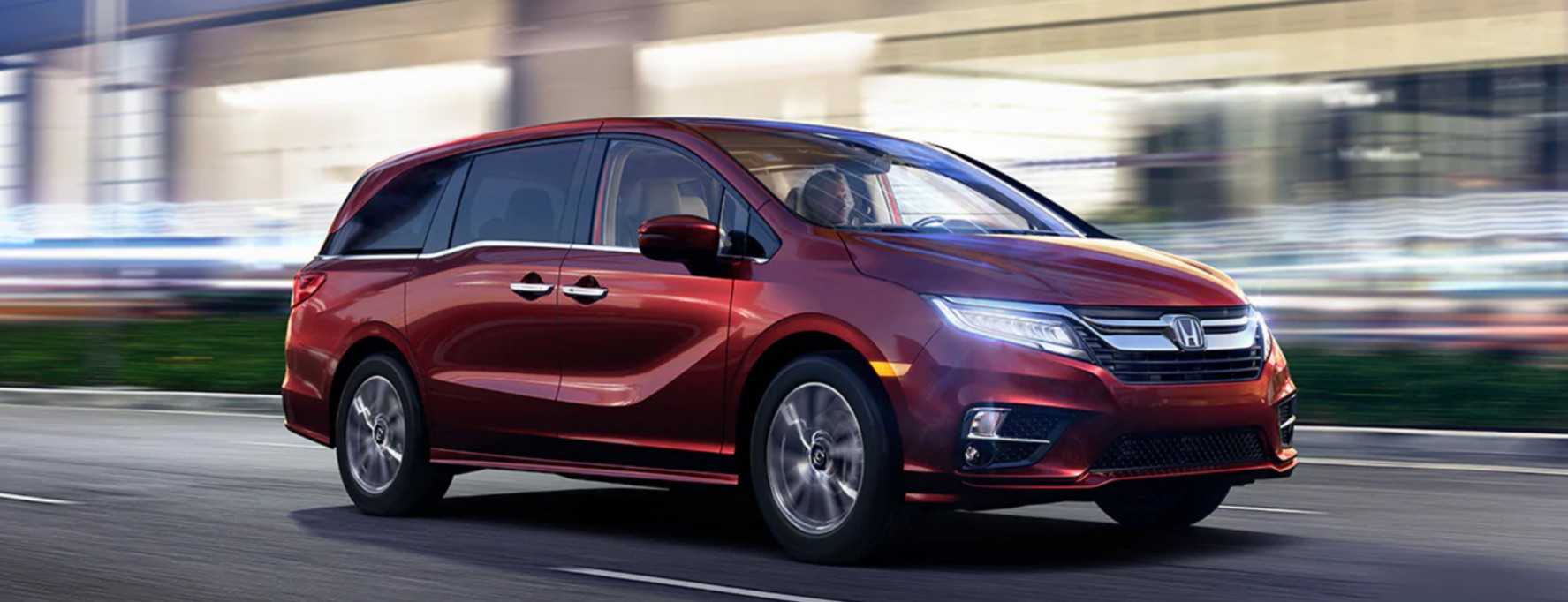 2020 Honda Odyssey Leasing near Washington, DC