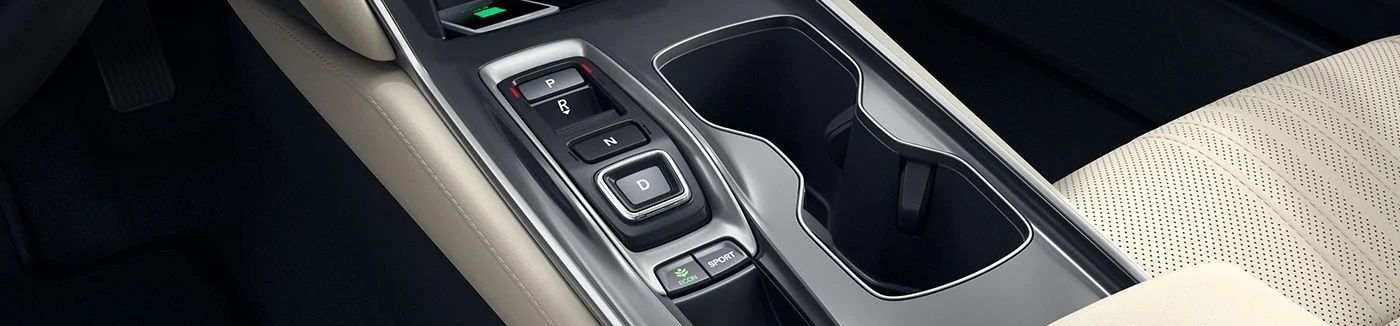 2019 Accord Cabin Controls
