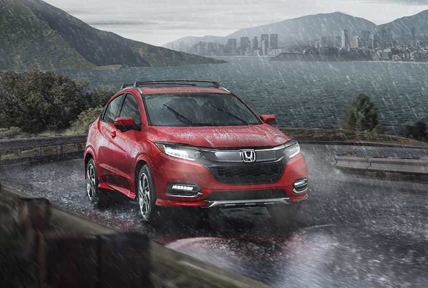 2019 Honda HR-V Leasing near Melbourne, FL