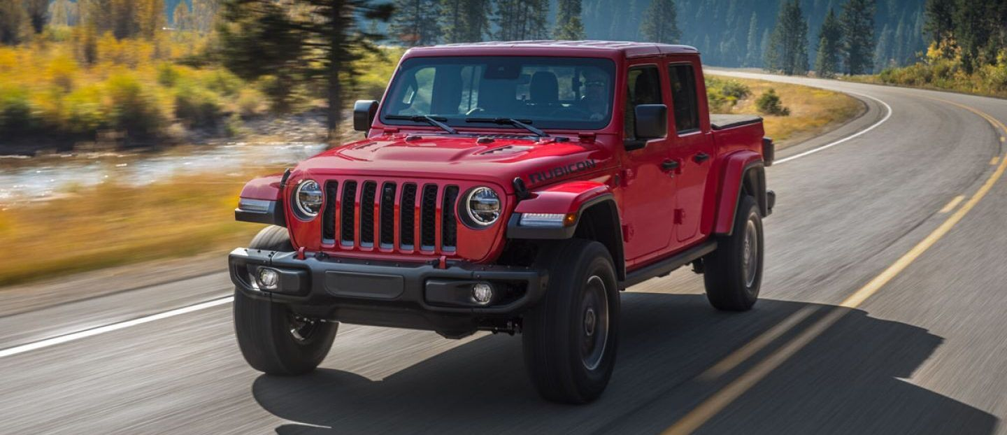 2020 Jeep Gladiator for Sale near Bergenfield, NJ