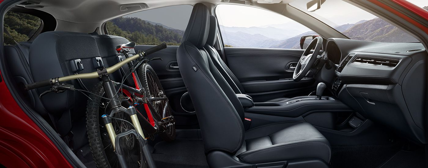 Expansive Cargo Space in the 2019 HR-V
