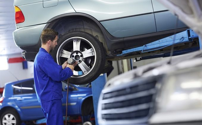 Tire Rotation Service in Paramus, NJ