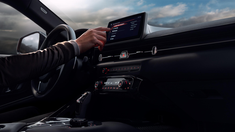 2020 Toyota Supra Dashboard