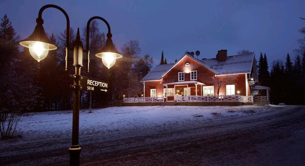 Skogan Hotell Arvidsjaur Volvo Nieuwenhuijse