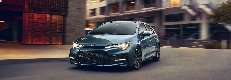 2020 Toyota Corolla for Sale near Sparta, TN