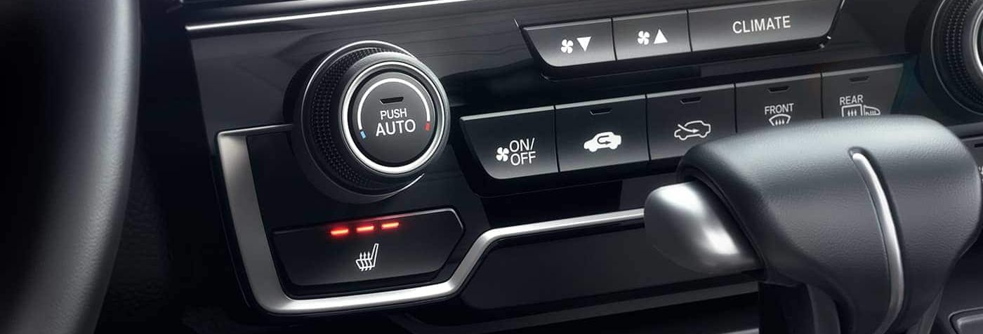 Advanced Climate Control in the 2019 CR-V