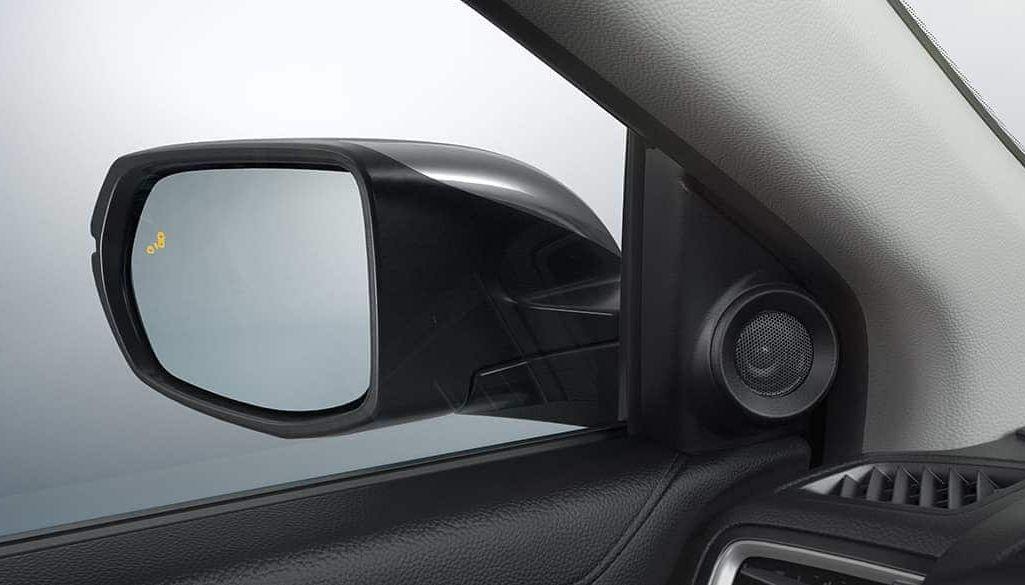 2019 CR-V Blind Spot Assist
