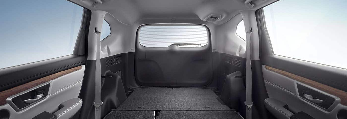 Cavernous Capacity in the 2019 CR-V!