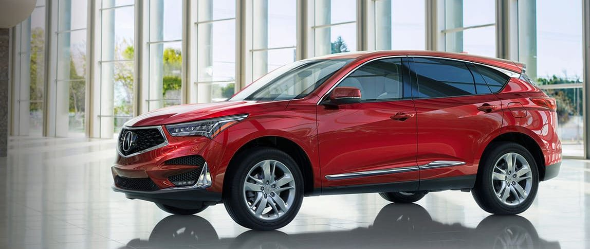 2020 Acura RDX Leasing near Chicago, IL