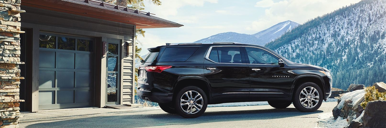 2020 Chevrolet Traverse Release Date And Price >> 2020 Chevrolet Traverse Financing Near Aberdeen Sd