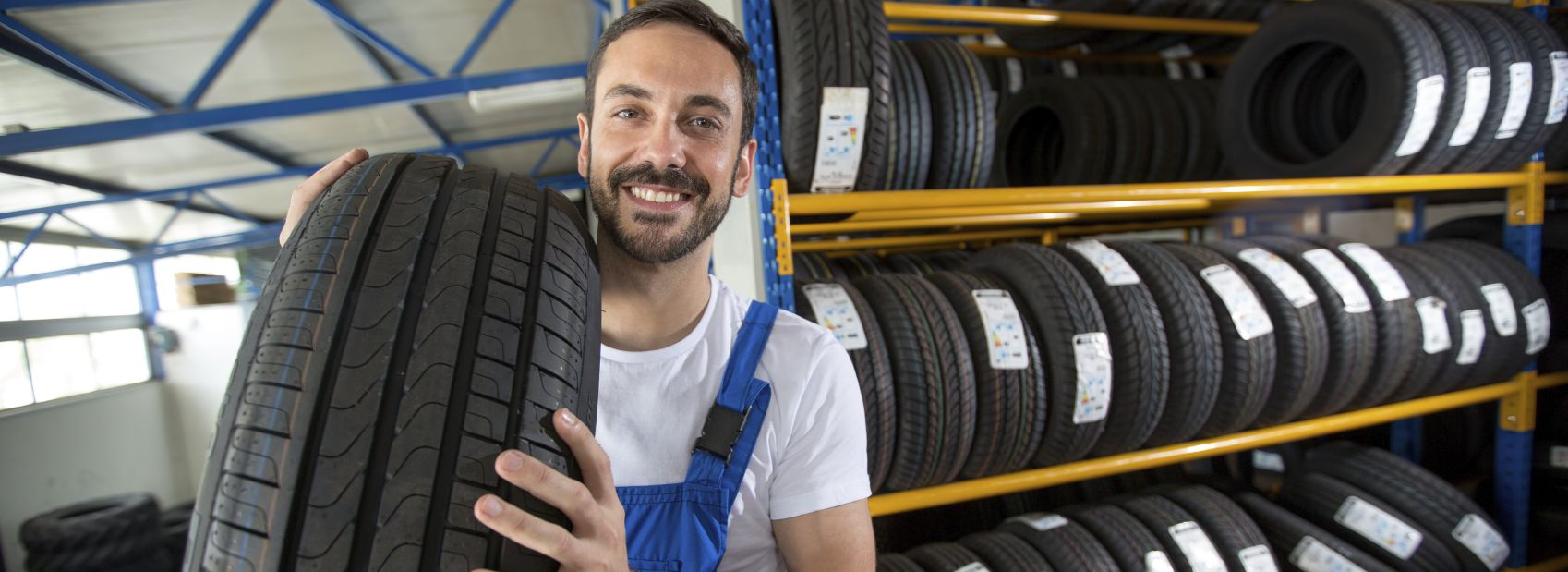 Tire Rotation Service in Fredericksburg, VA