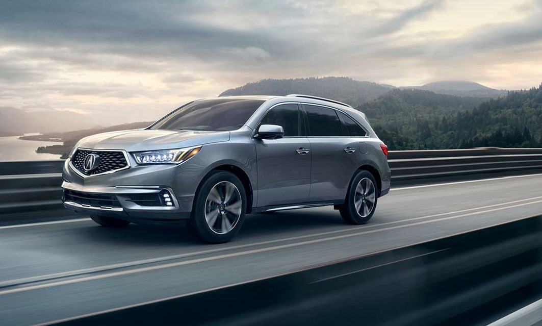 Acura Mdx For Sale >> New 2020 Acura Mdx Sh Awd With Technology Package