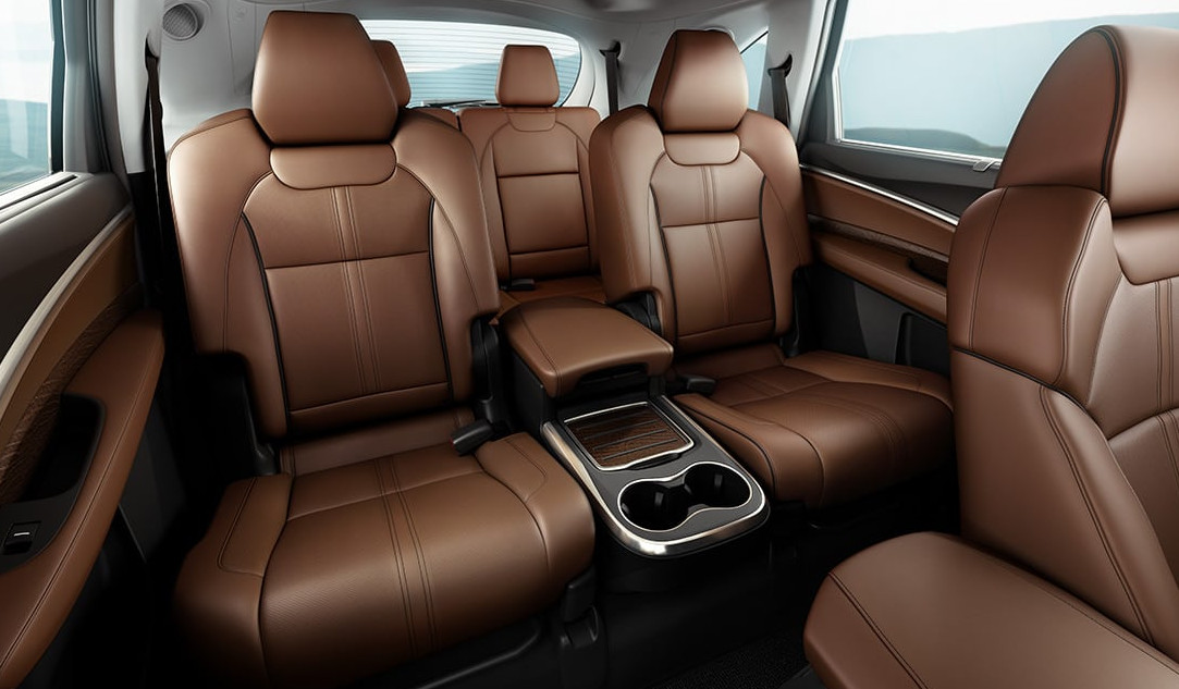 2020 MDX Captain's Chairs