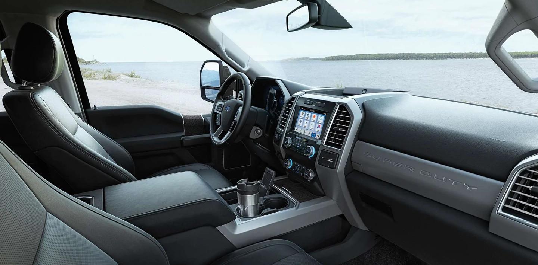 2019 Ford F-350 Super Duty Interior