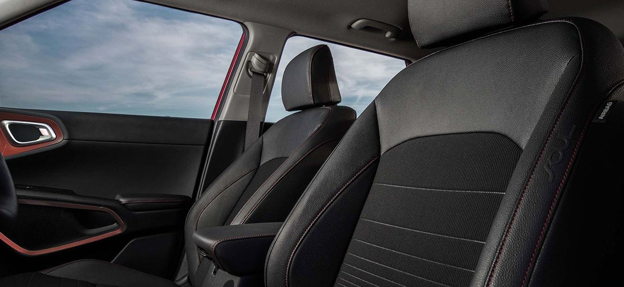 Plush Seating in the 2020 Soul