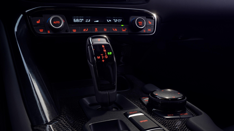 2020 Toyota Supra Center Stack