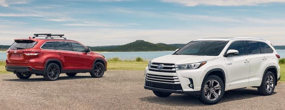 Toyota Highlander View