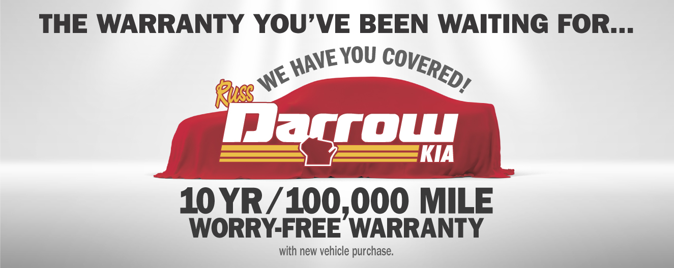 The Warranty You've Been Waiting For...