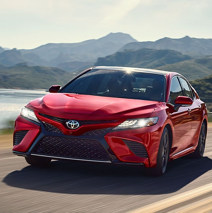 2019 Toyota Camry Leasing near Loves Park, IL