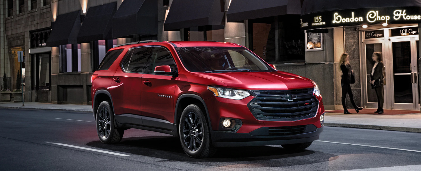 2020 Chevrolet Traverse for Sale near Lansing, MI