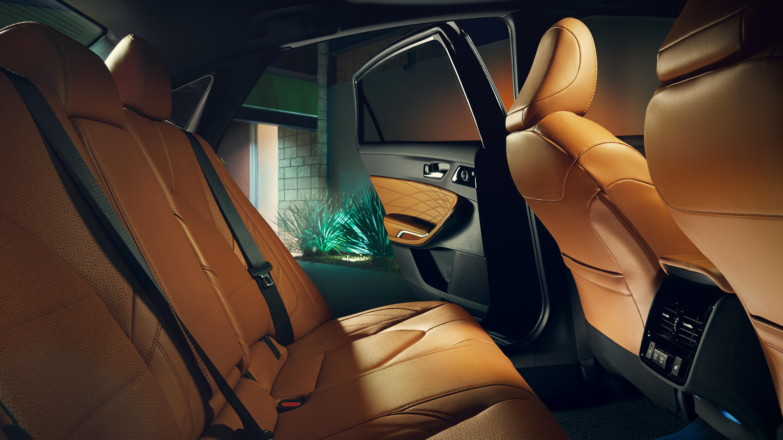 2020 Toyota Avalon's Spacious Interior