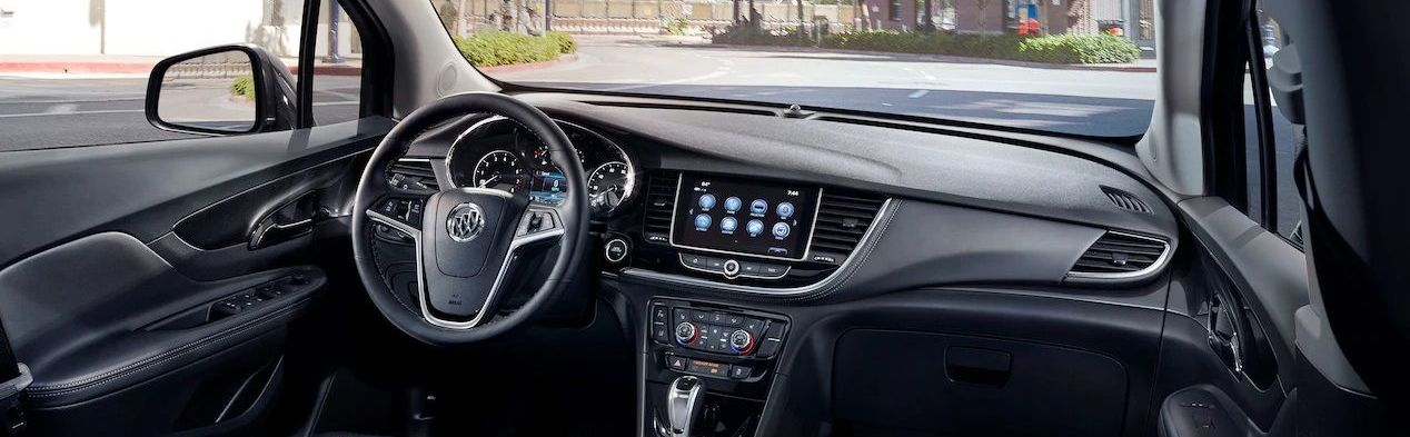2019 Buick Encore Center Console