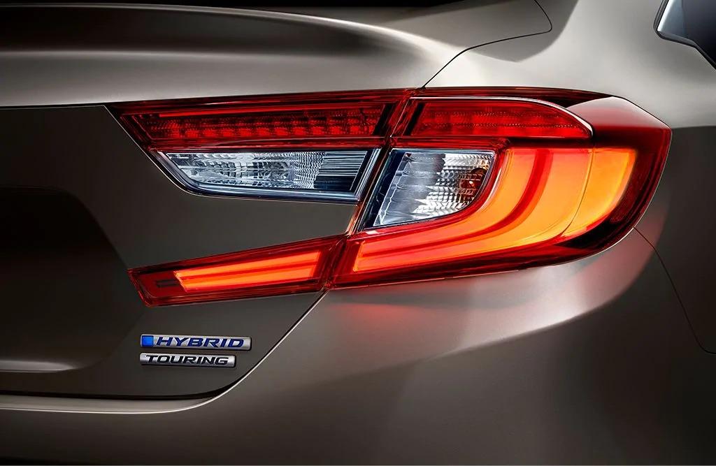 El Accord Hybrid 2019 te brinda el desempeño más avanzado