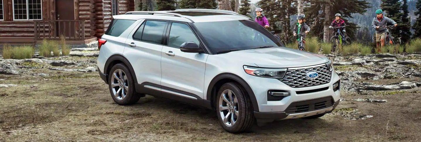 2020 Ford Explorer for Sale near Dallas, TX