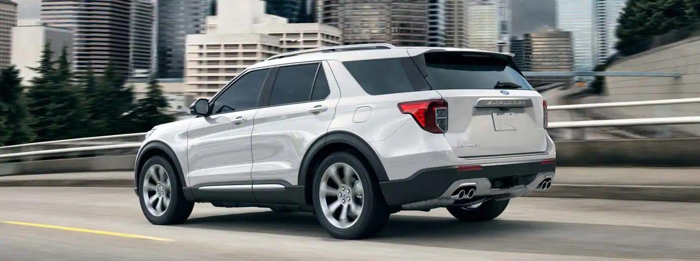 2020 Ford Explorer Financing near Dallas, TX