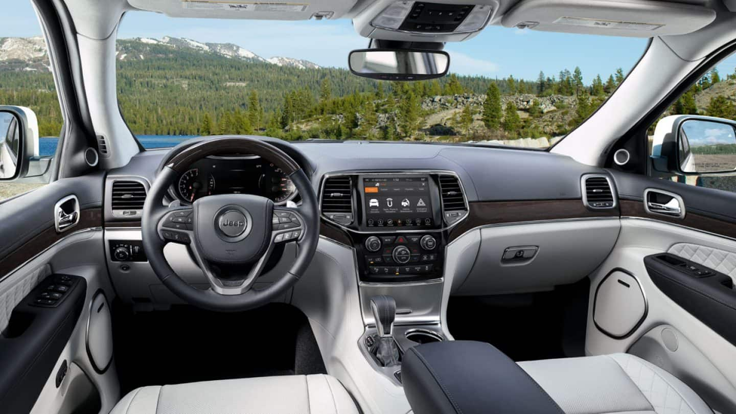 Technology in the 2019 Grand Cherokee