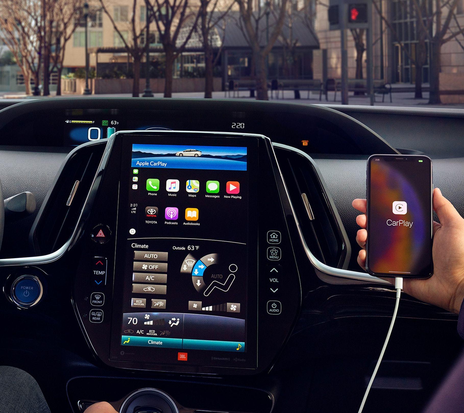 2020 Prius Prime Technology