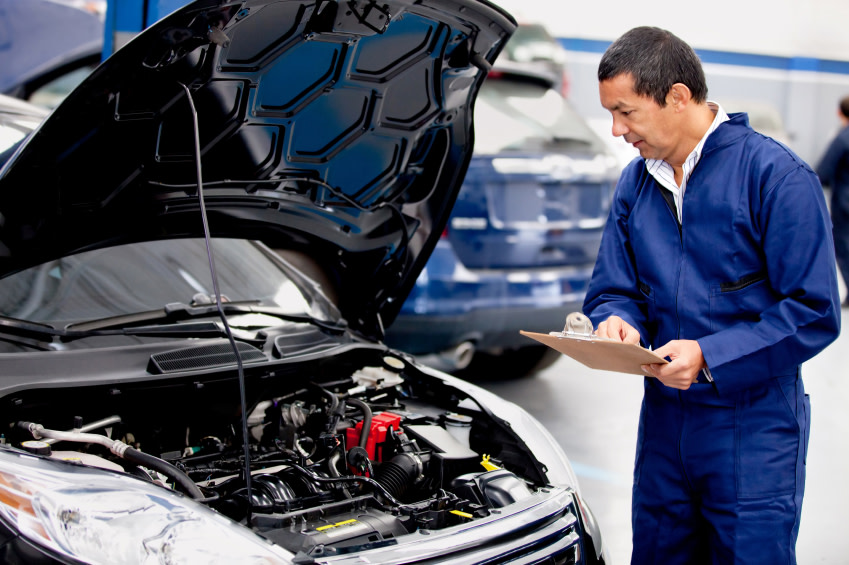 Visit Our Service Department Today!