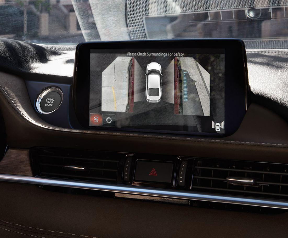 2019 Mazda 6 Safety Interior
