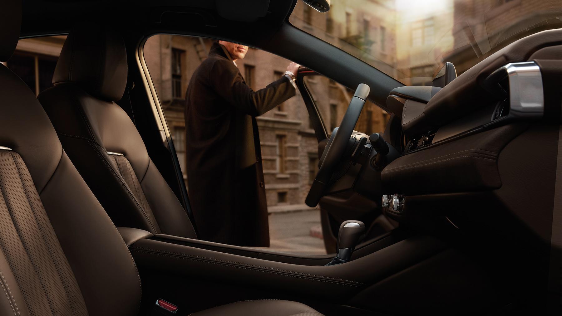 2019 Mazda 6 Interior Front